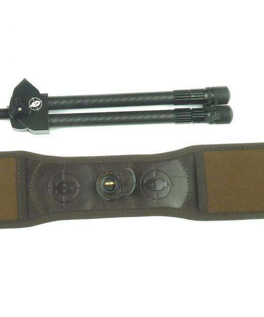 Javelin Super-Lite Carbon Fiber Bipod – Muley Connection
